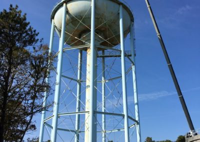 Lothrop Water Tank Replacement – Harwich, MA