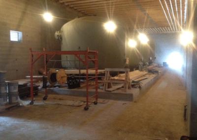 Albertini Water Treatment Facility – Mansfield, MA